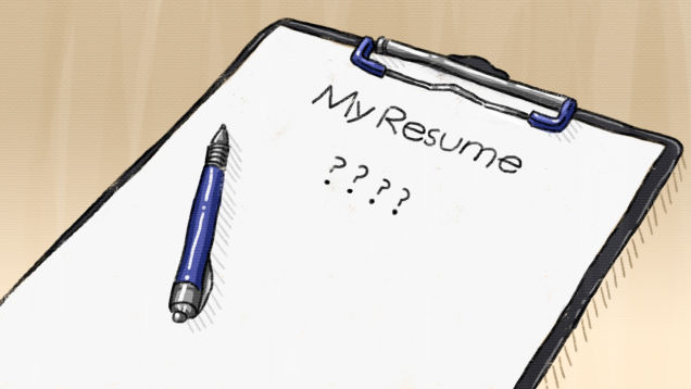 career services would love to help you make your resume perfect so after youve created it please give us a call to schedule an appointment with a career