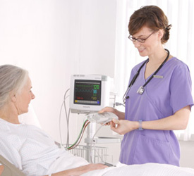 Continuing Healthcare - Telemetry Monitor Tech