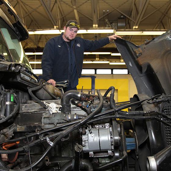 Local Mechanic Shops >> Amarillo College - Diesel Technology