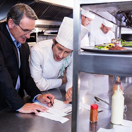 Amarillo College Food Service Management