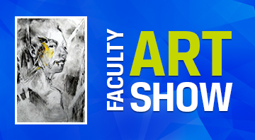 Faculty Art Show Homepage Image