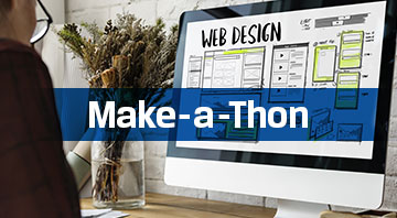 Make a Thon Homepage Image