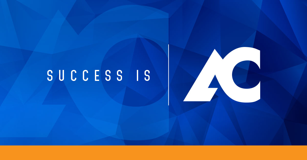Success Is graphic