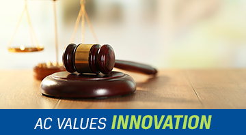 AC Values Innovation - Legal Studies