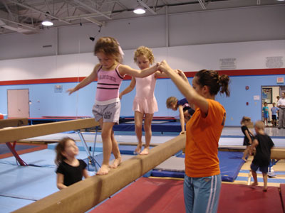 Gymnastics Kids College