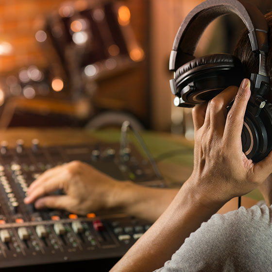 Recording Arts Program Information